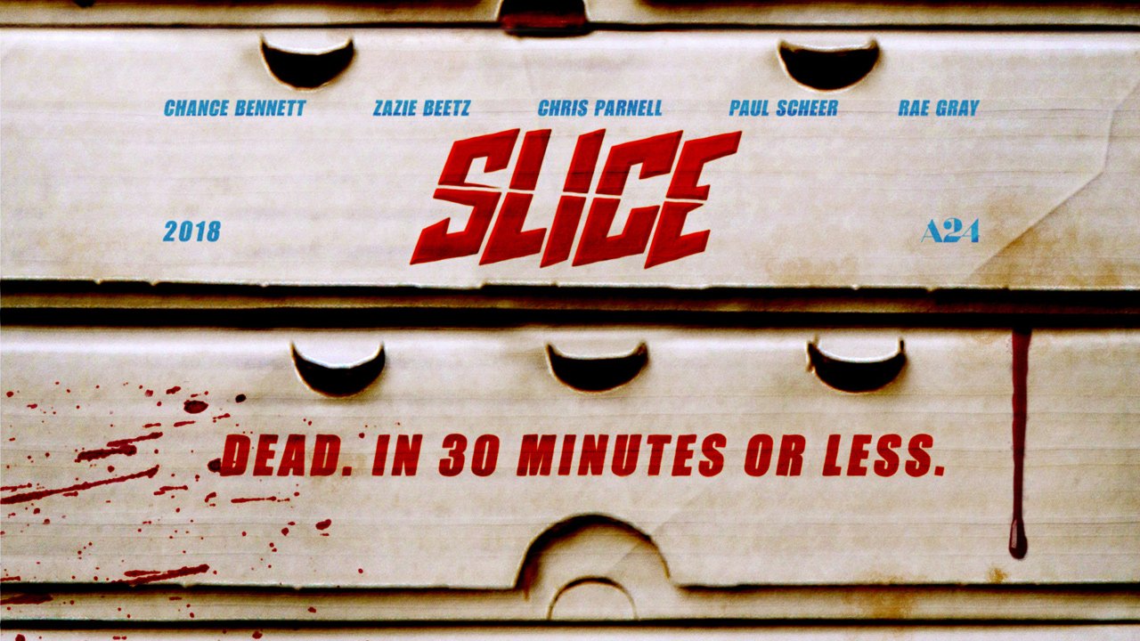 "First Look: ""Slice"" A ghost, a werewolf, a gateway to hell, and a pretty shitty pizza place"