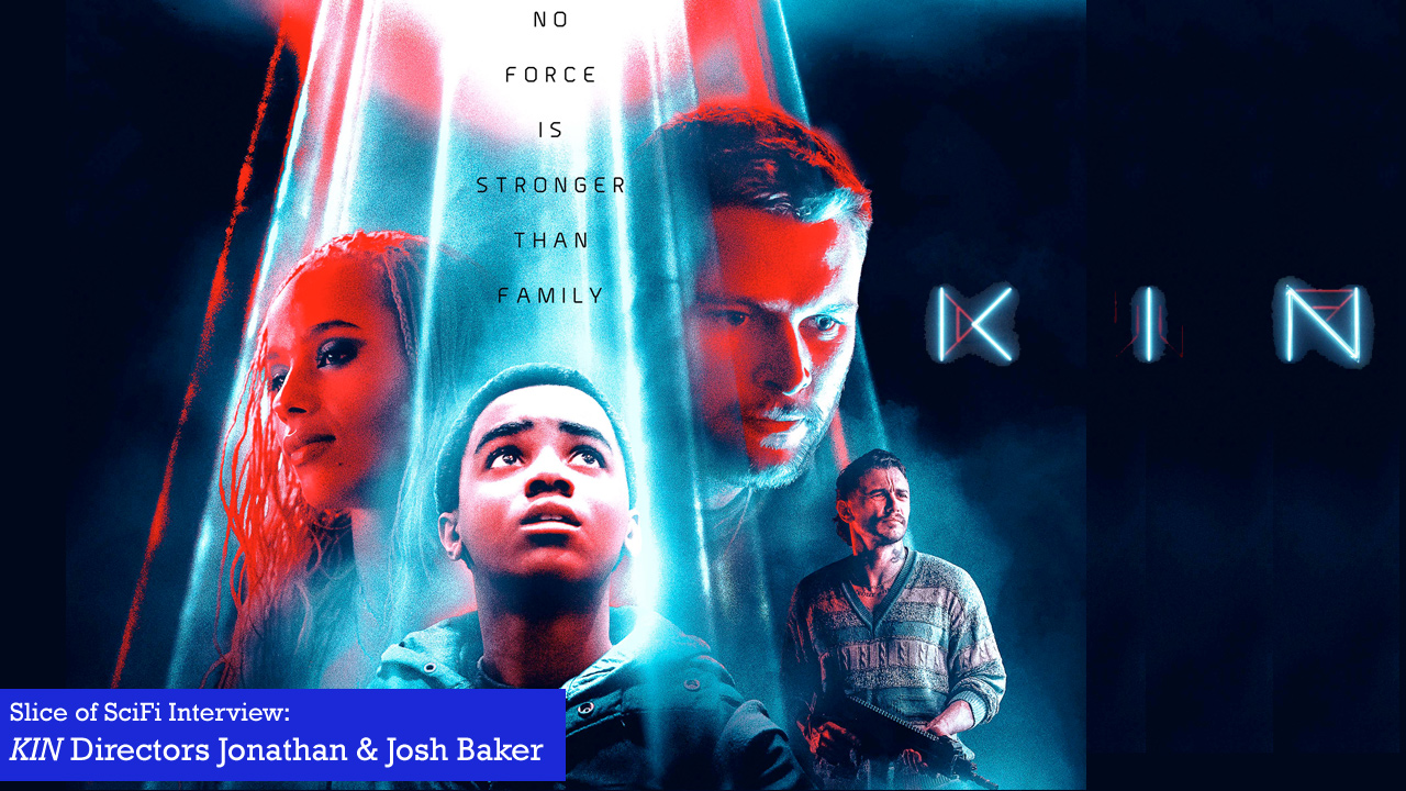 KIN: Jonathan & Josh Baker talk Indie Scifi The brothers talk about their first feature film, and what they want to work on next