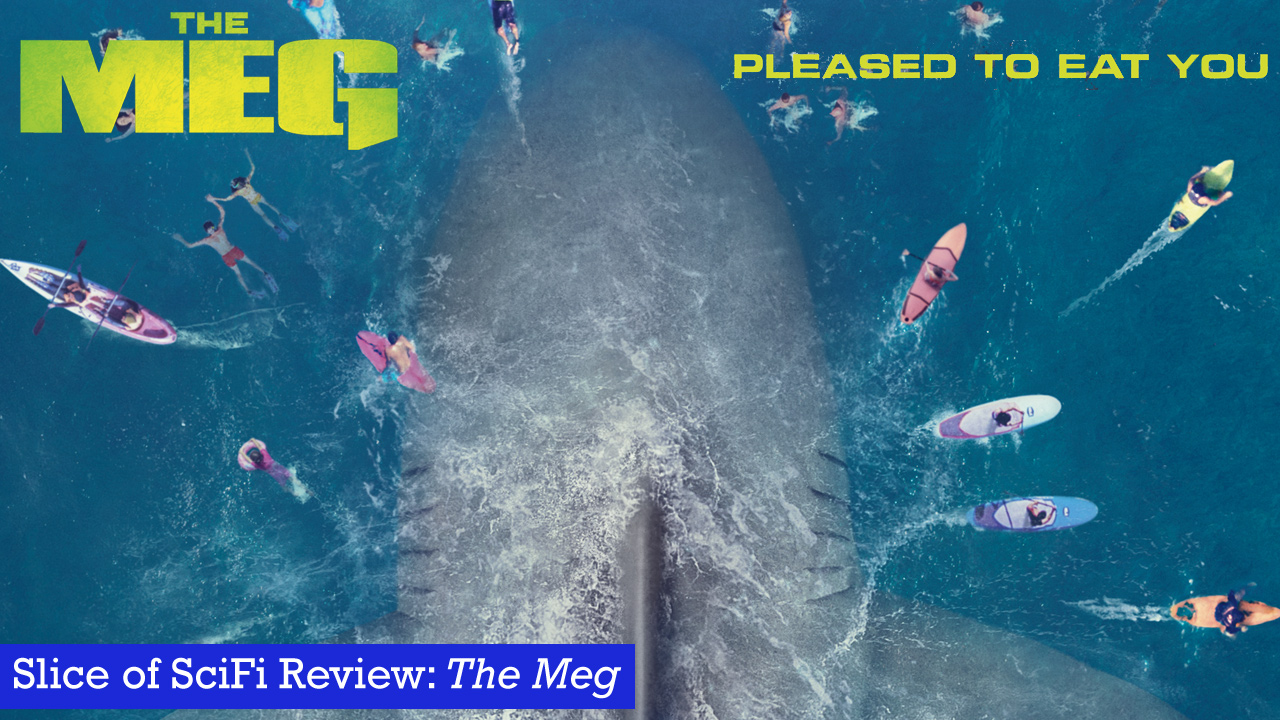 """The Meg"" is thrilling and entertaining, but lacks bite Filled with incredible action sequences, but missing the toothy deaths"