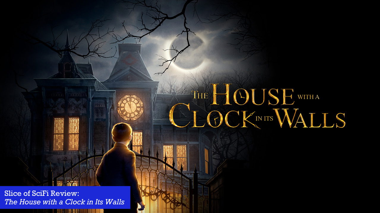 """""""The House with a Clock in Its Walls"""" is a charming, family-friendly scarefest"""