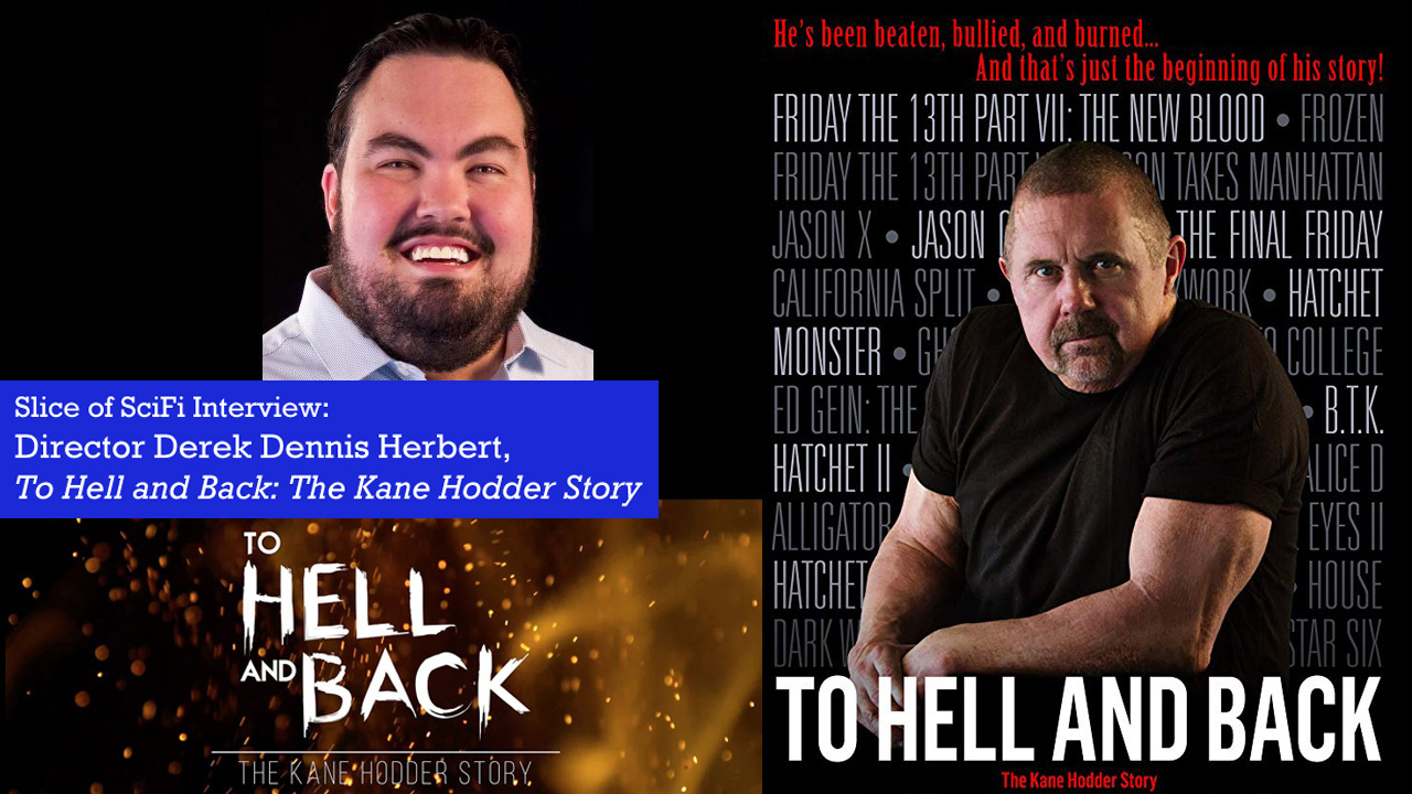 """To Hell and Back"": Derek Dennis Herbert on the iconic Kane Hodder Examining the career of Kane Hodder and his dedication to craft, to reinvention, and fans"