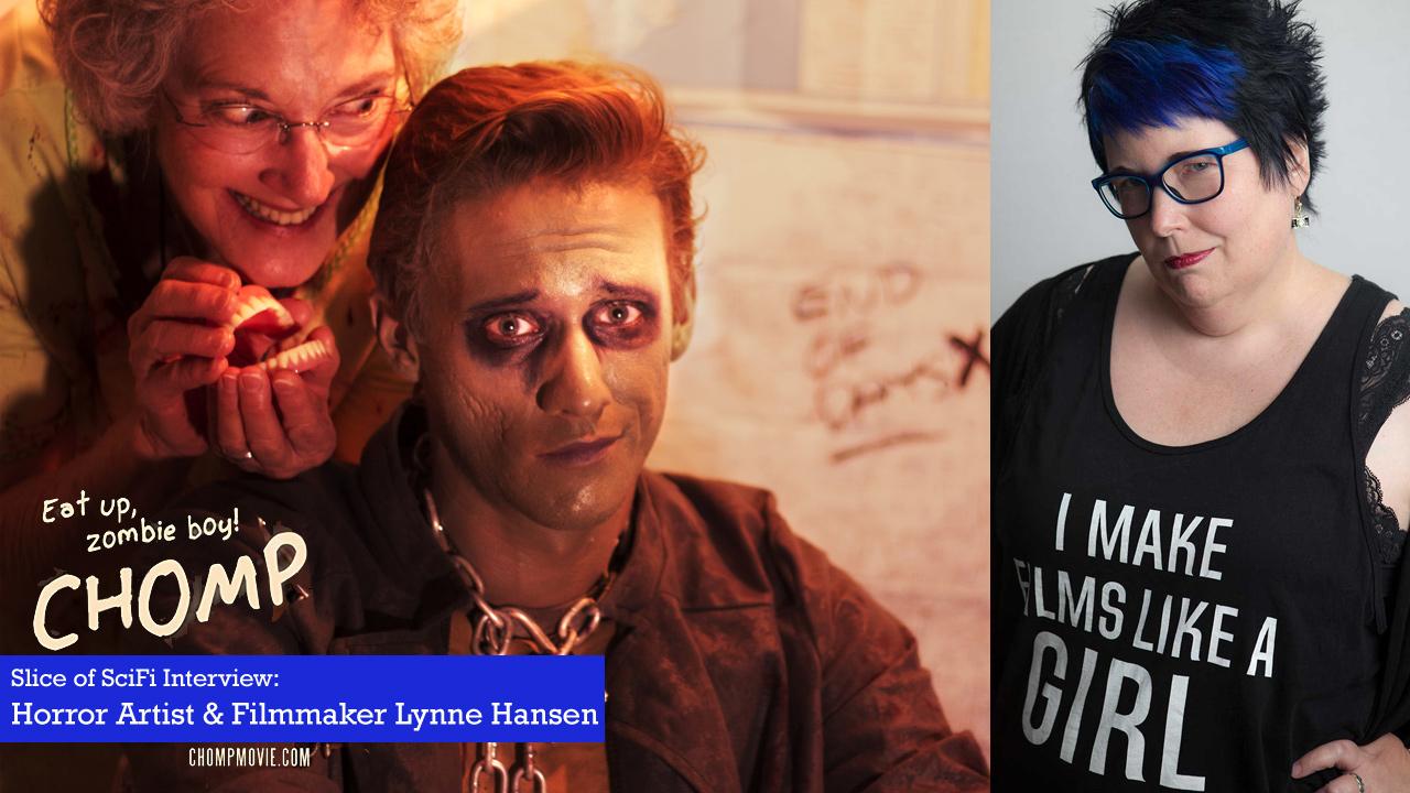 Indie Horror: Filmmaker & Artist Lynne Hansen On creating dark comedy short films, and directing them
