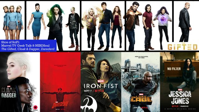 """<span class=""""entry-title-primary"""">TV Talk: Marvel's TV Heroes</span> <span class=""""entry-subtitle"""">Chatting about """"The Gifted"""", """"Cloak & Dagger"""", """"Daredevil"""", and more</span>"""