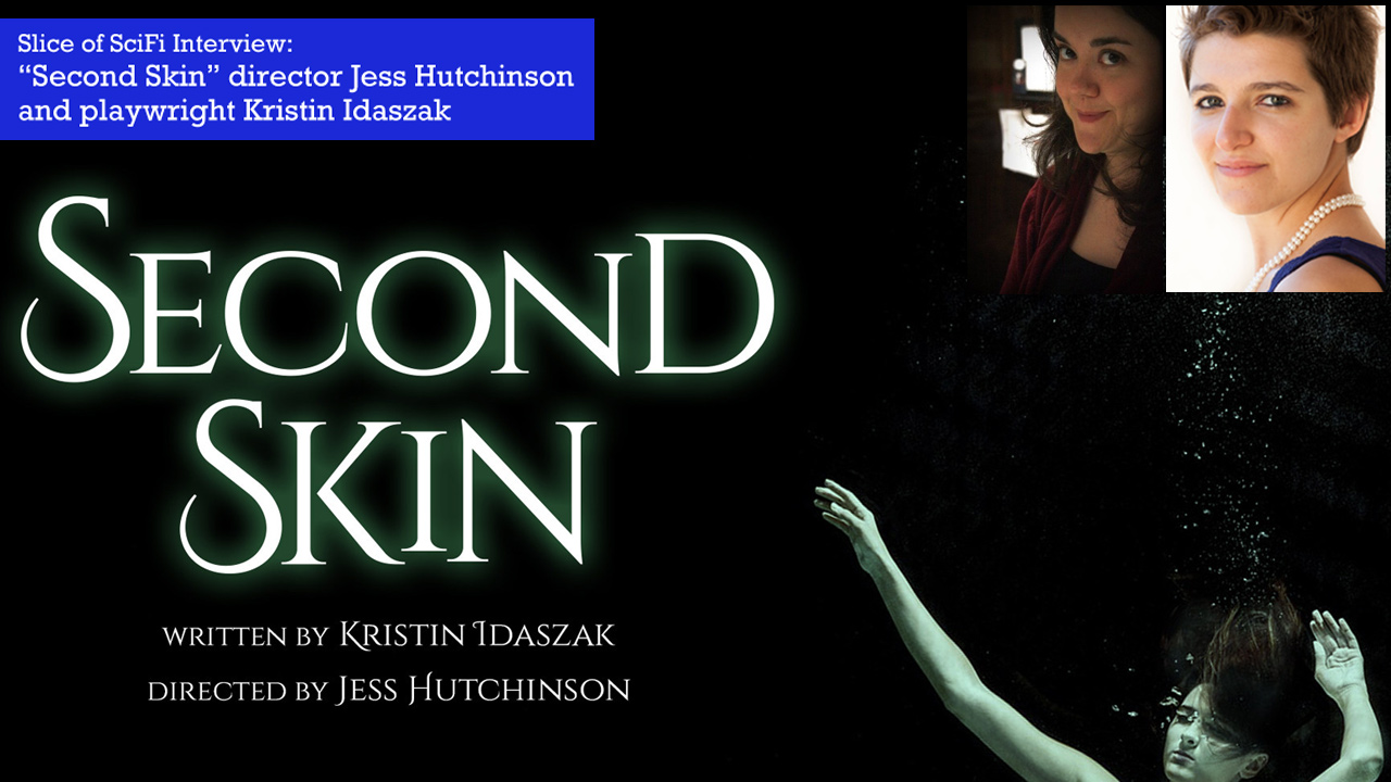 "Horror On Stage: ""Second Skin"" Playwright Kristin Idaszak and Director Jess Hutchinson talk women, ghosts, history and horror"