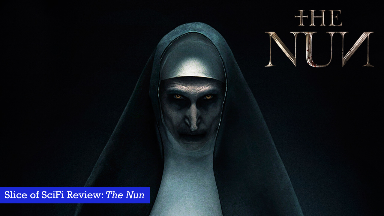 """The Nun"" is an effectively creepy Halloween funhouse ride Full of chills, thrills and solidly atmospheric"