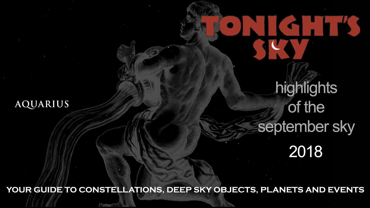 Tonight's Sky: September 2018 Video Guide