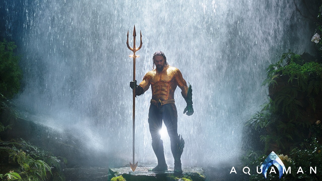 "Extended Peek: ""Aquaman"" The second trailer is a thing of wonder"