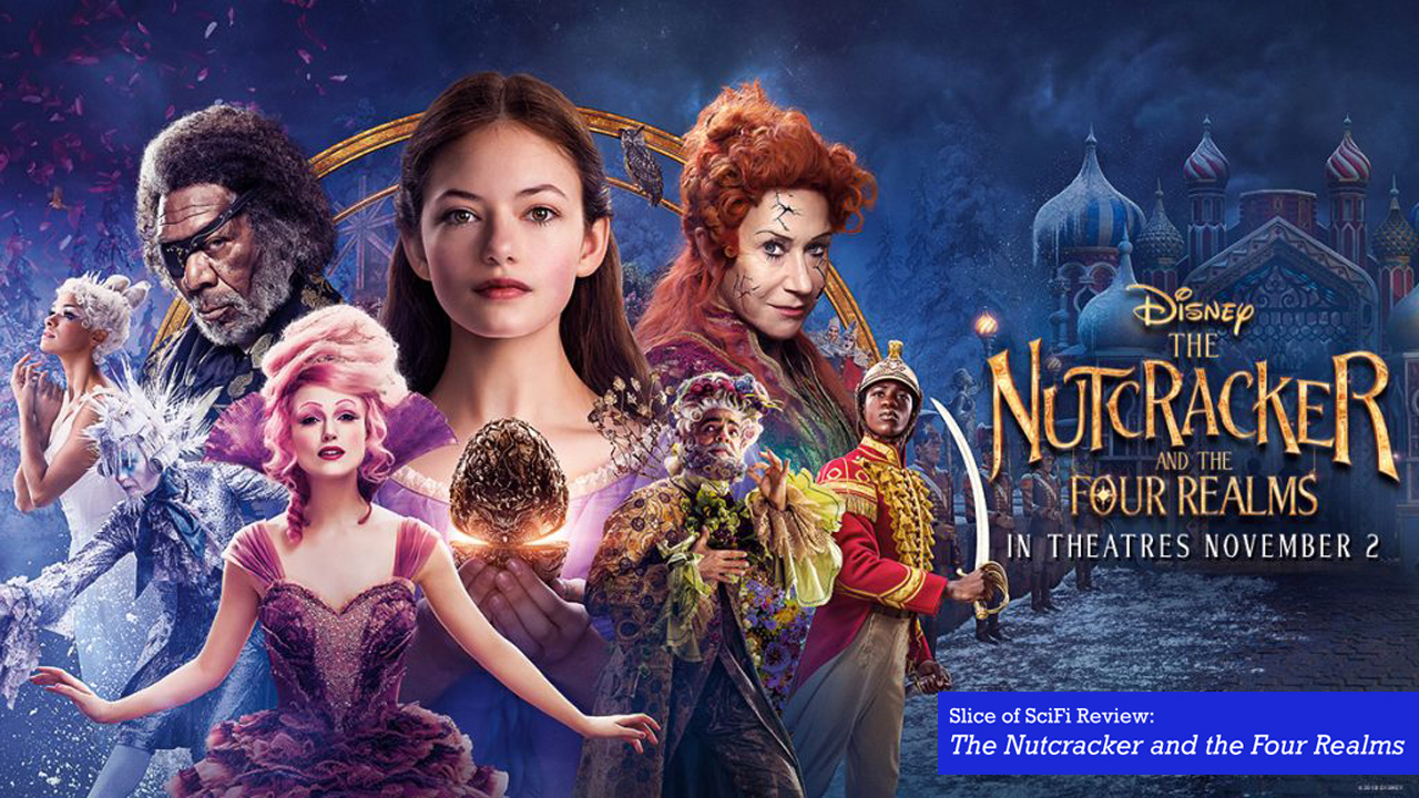 """The Nutcracker and the Four Realms"": An enchanting and wondrous holiday treat"