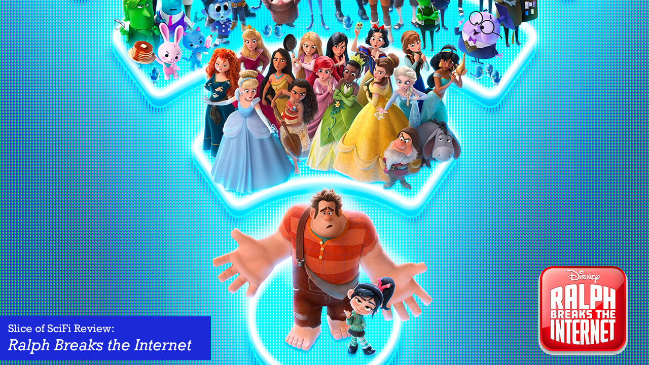 """Ralph Breaks the Internet"" mixes friendships and fun"
