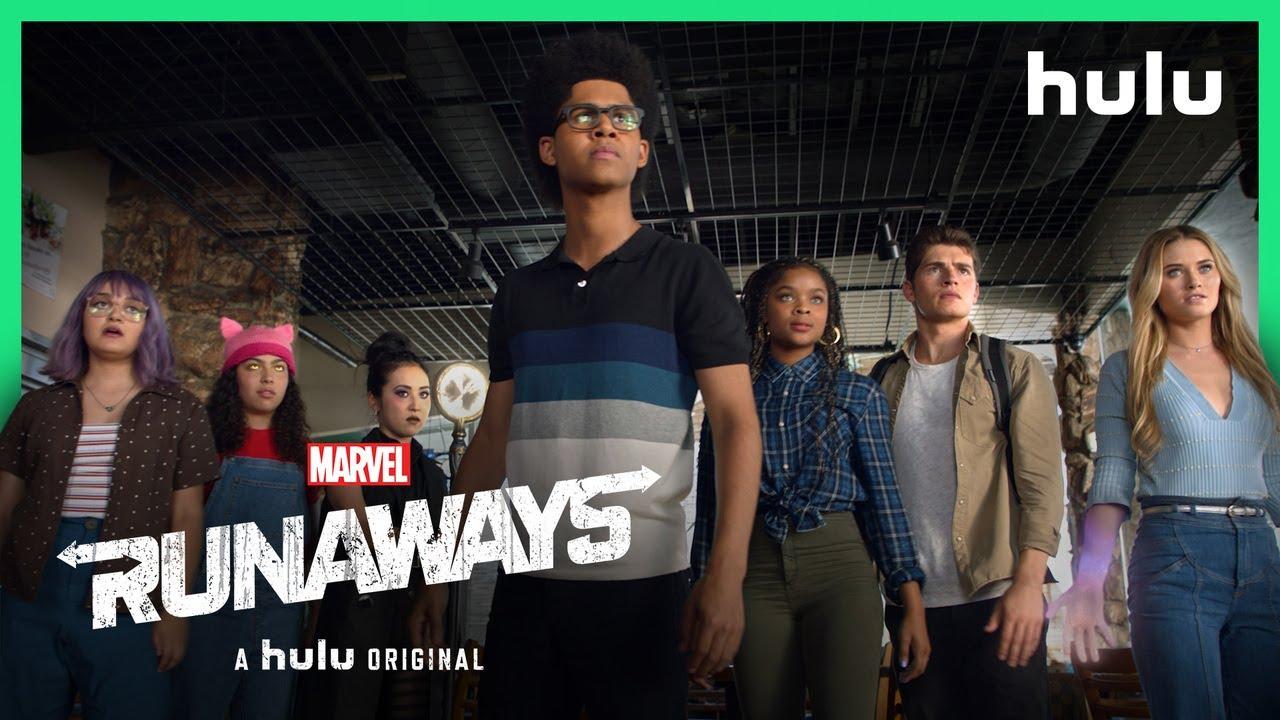 "First Look: ""Runaways"" Season 2 The Hulu Original returns December 21"