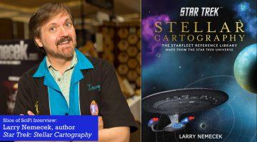 Slice of SciFi 866: Star Trek Stellar Cartography