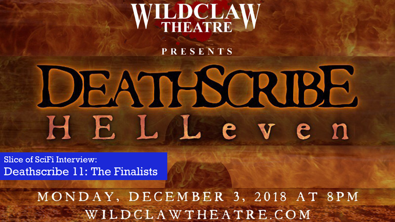 Deathscribe 11: The Finalists Meet the final five writer/director teams vying for the coveted Bloody Axe