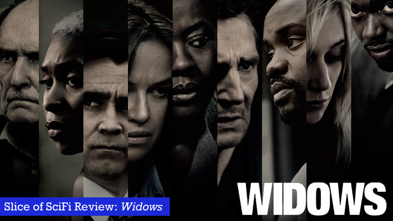 """Widows"" is far more than a heist movie This is a character study of a clash between morality and survival"