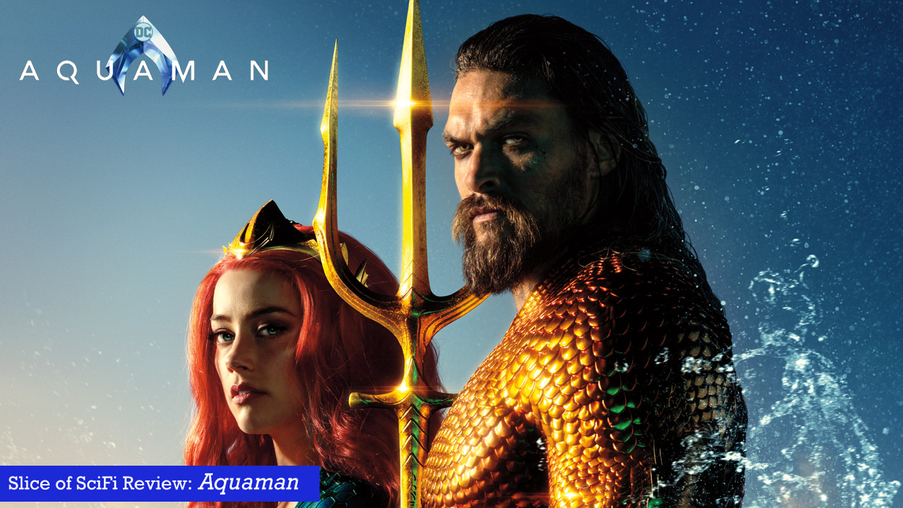 """Aquaman"" doesn't quite stick the superhero landing Too many weak links break the hopes and expectations of a lighter DC Universe"