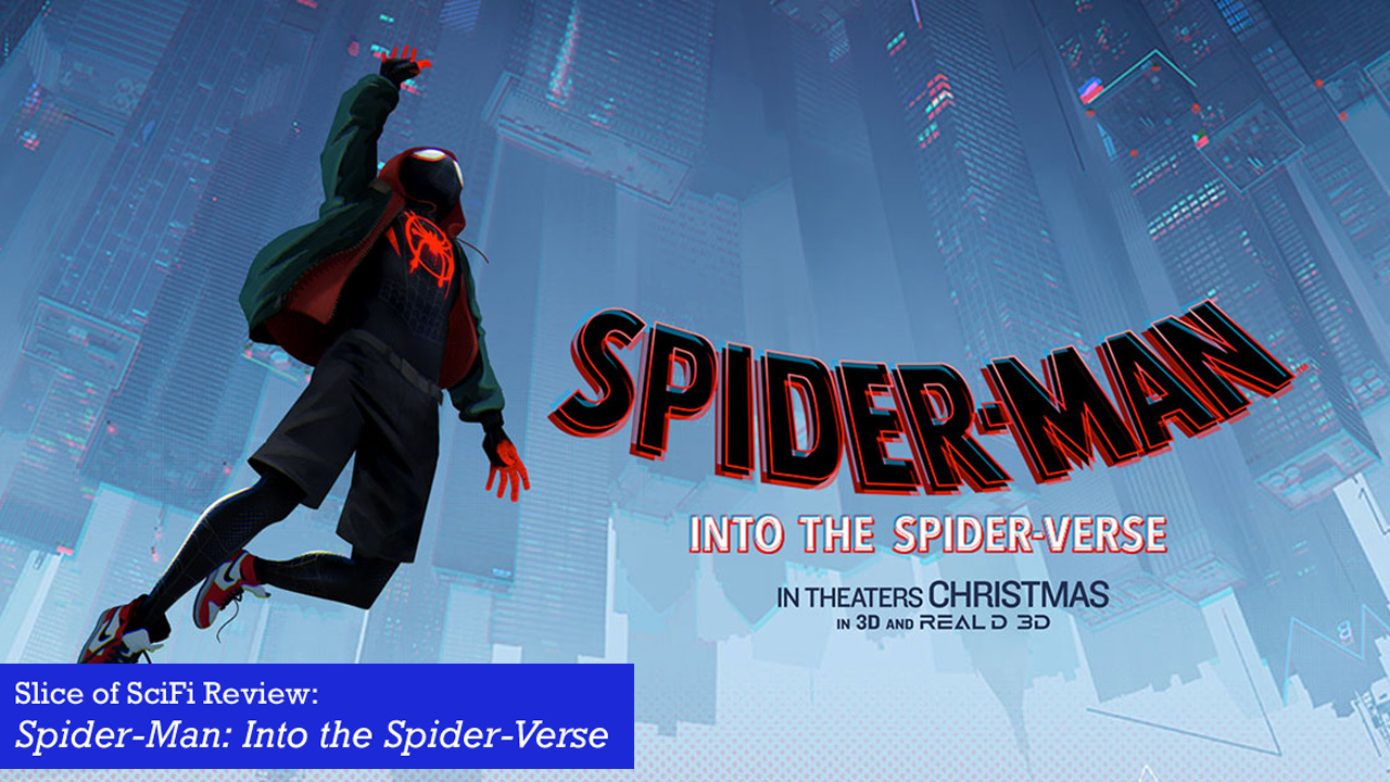 """Spider-Man: Into the Spider-Verse"" brings a stunning array of characters to life A cinematic and now award-winning vision bringing the different Spider-Man incarnations together"