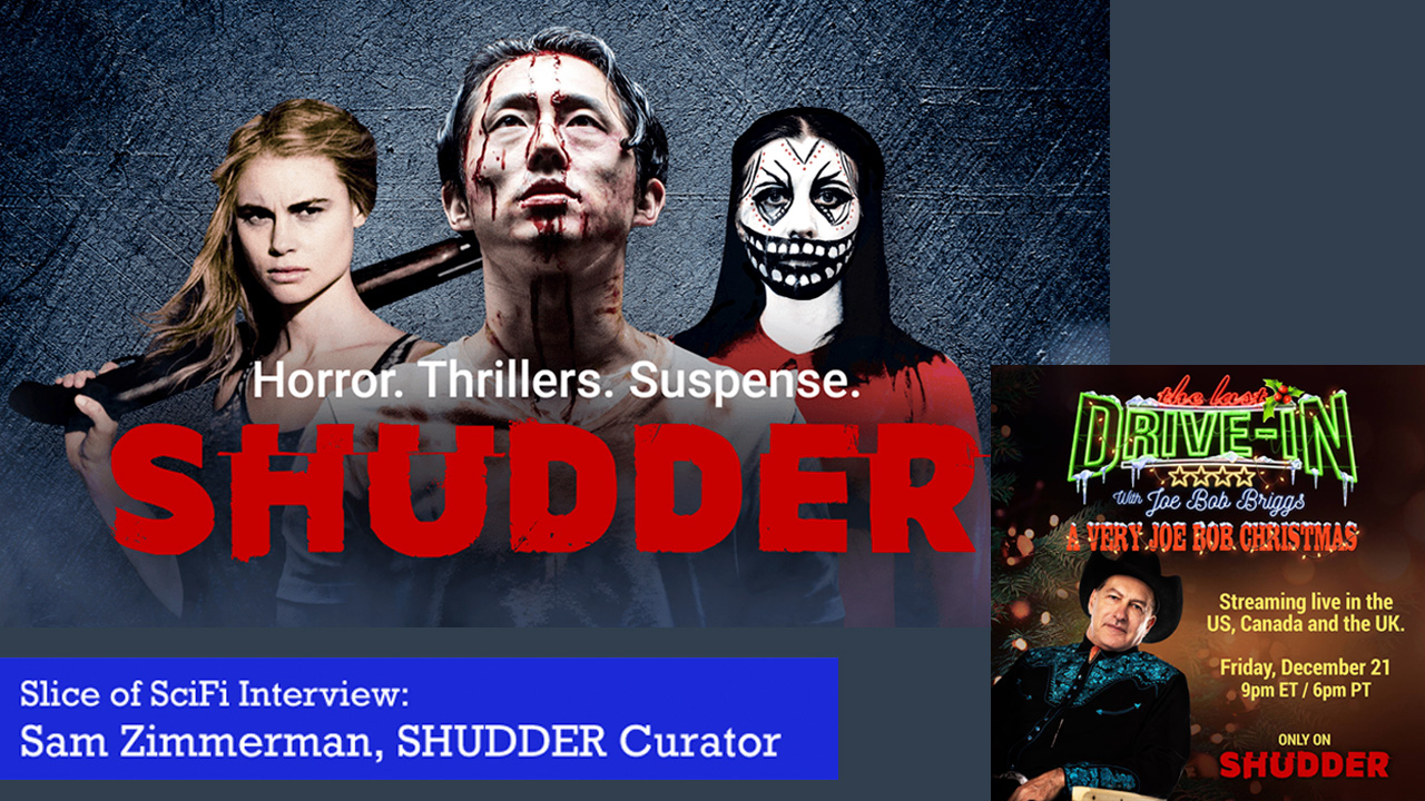Spotlight on Shudder: Sam Zimmerman Breaking the internet, one cult classic and new vision at a time