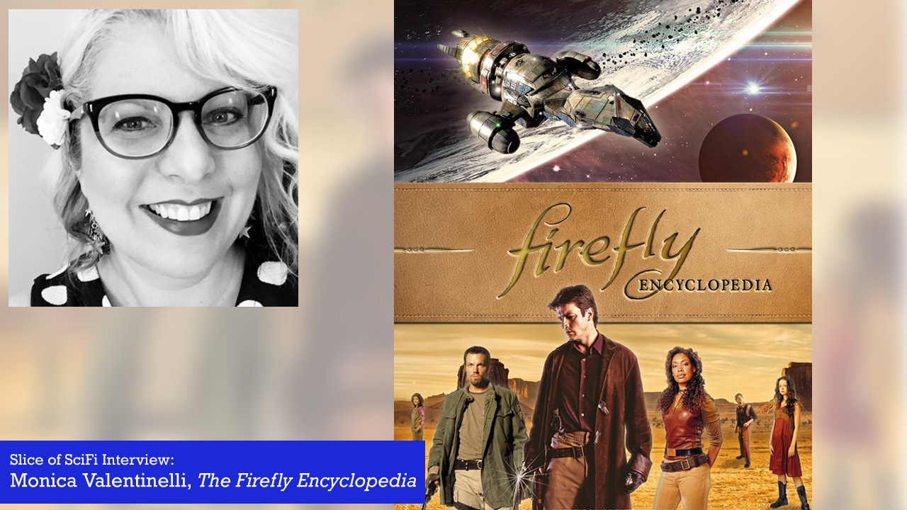 "The ""Firefly"" Encyclopedia The newest reference book for the fandom to enjoy, and it's too pretty to miss"