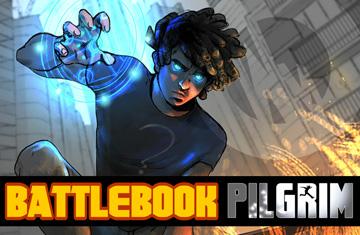 Battlebook: Pilgrim