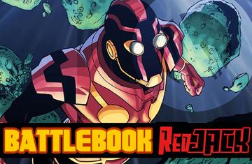 Battlebook: Redjack