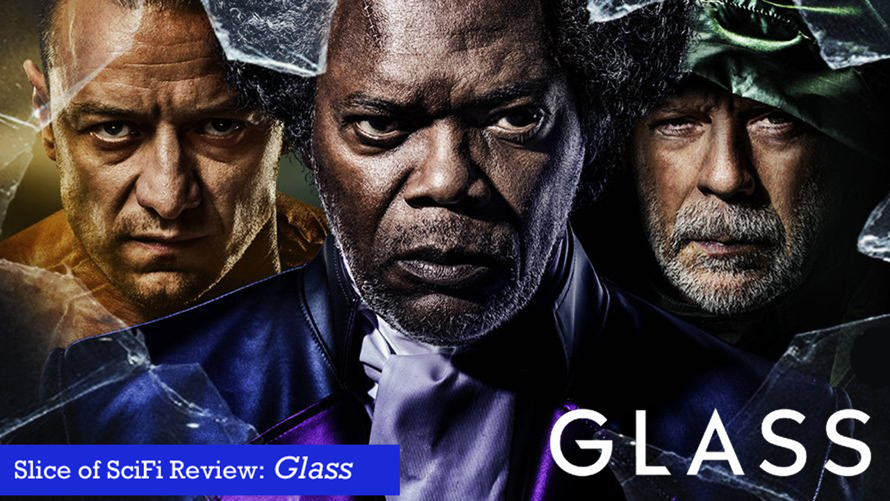 """Glass"" meets all twist expectations, but at the expense of a story Trying to make the perfect comic book arc takes on too much at once"