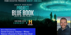 Slice of SciFi 873: Project Blue Book