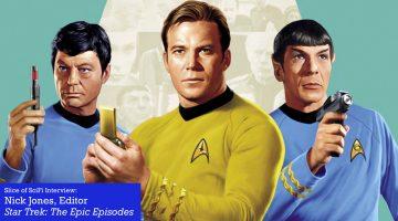 Slice of SciFi 875: Star Trek Epic Episodes