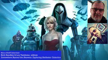 Slice of SciFi 876: Exploring Battlestar Galactica