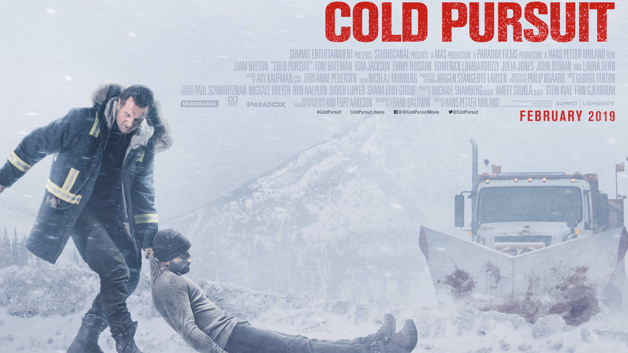 """Cold Pursuit"" is an engaging but uneven look at revenge run off the rails This dark comedy highlights the law of unintended consequences"