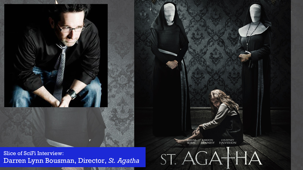 "Darren Lynn Bousman on Directing ""St. Agatha"" Finding the right story and atmosphere"