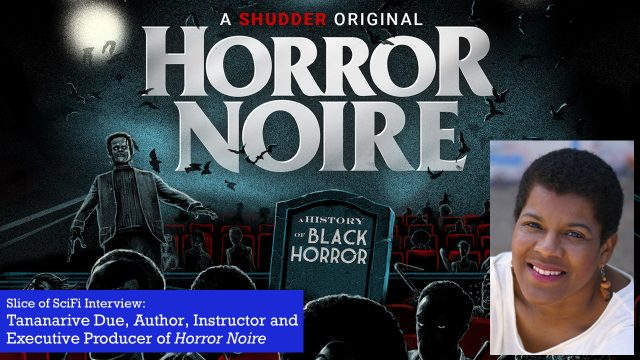 Slice of SciFi 879: Horror Noire