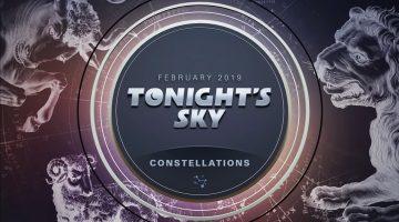 Tonight's Sky: February 2019