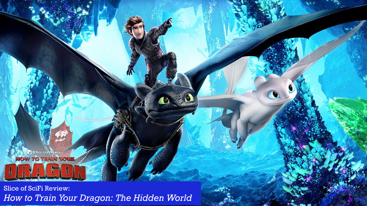 """How to Train Your Dragon: The Hidden World"" both shines and stumbles The amazing animation is shortchanged by the clunky story"