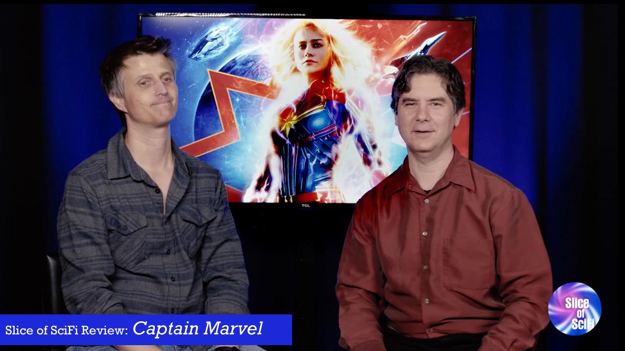 """""""Captain Marvel"""": Lots of fun, but perhaps too formulaic?"""