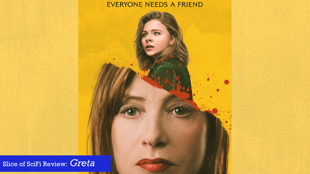 """Greta"" turns an interesting premise into a tedious thriller The superb acting performances can't overcome the story flaws"