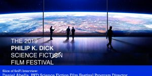 Slice of SciFi 881: PKD Film Festival 2019