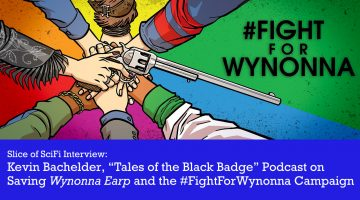 Slice of SciFi 883: #FightForWynonna