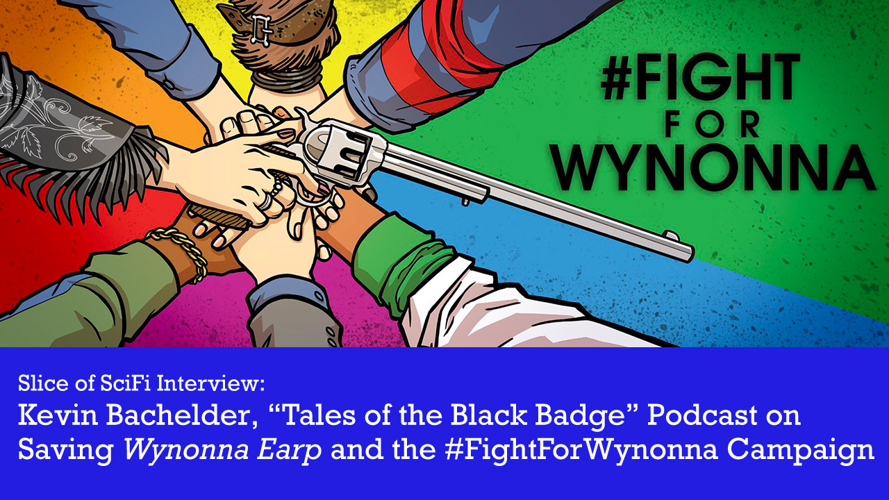 "#FightForWynonna: Saving ""Wynonna Earp"" The status of Season 4 is up in the air again. Discuss."