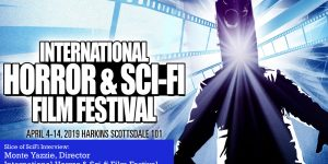 Slice of SciFi 885: 15th International Horror & Sci-fi Film Festival