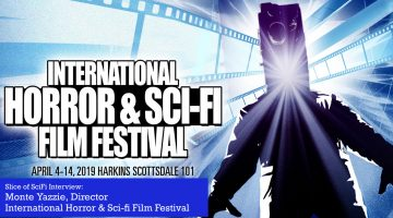 Slice of SciFi 885: 15th International Horror & Sci-fi Film Festival
