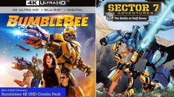 Contest: Bumblebee Giveaway