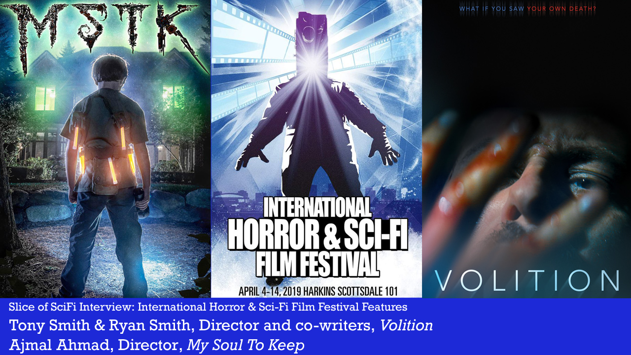 """IHSFF Highlights: """"Volition"""" and """"My Soul To Keep"""" Two features that are winning at festivals all across the country"""