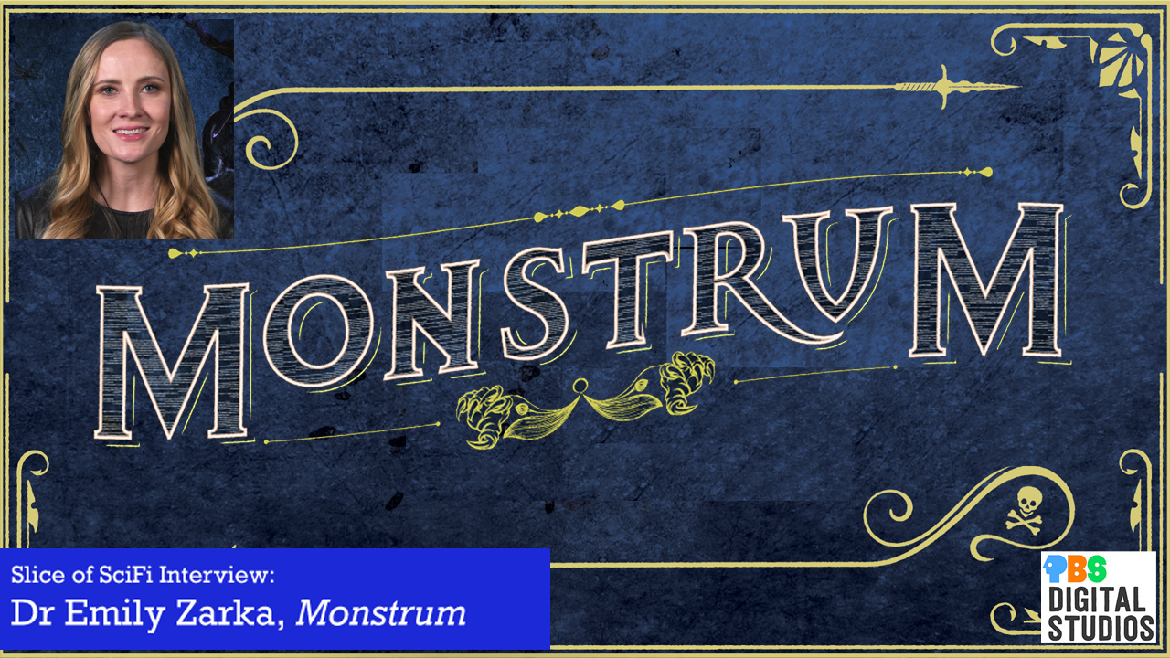 """Monstrum"": Dr Emily Zarka on Undead Monsters Examining the sources and histories of creatures from gothic lore"