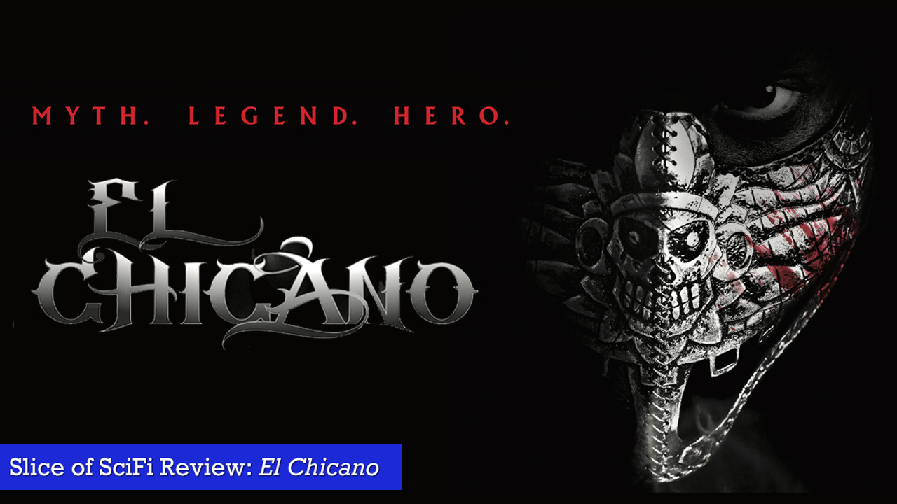 "Enjoyable ""El Chicano"" can't overcome muddled narrative The unfocused actioner does none of its story lines justice"
