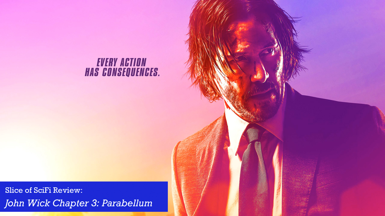 """John Wick Chapter 3: Parabellum"": Bolder, Brighter, Bad Ass The fights and the production design are both notched up a level"