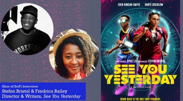 Slice of SciFi 891: See You Yesterday