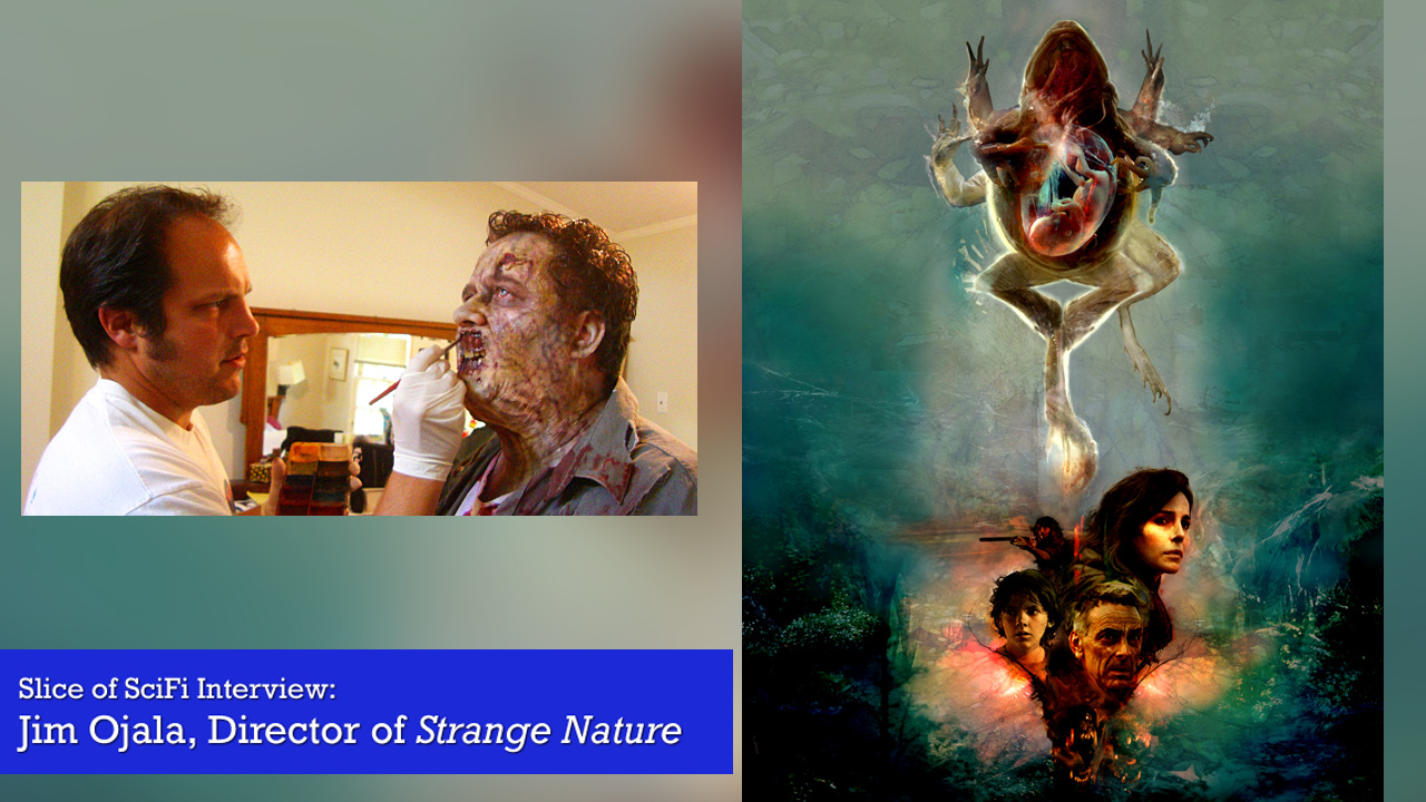 """Strange Nature"": Jim Ojala blends ecological disaster with horror Turning a real ecological mystery into a smart horror-thriller"