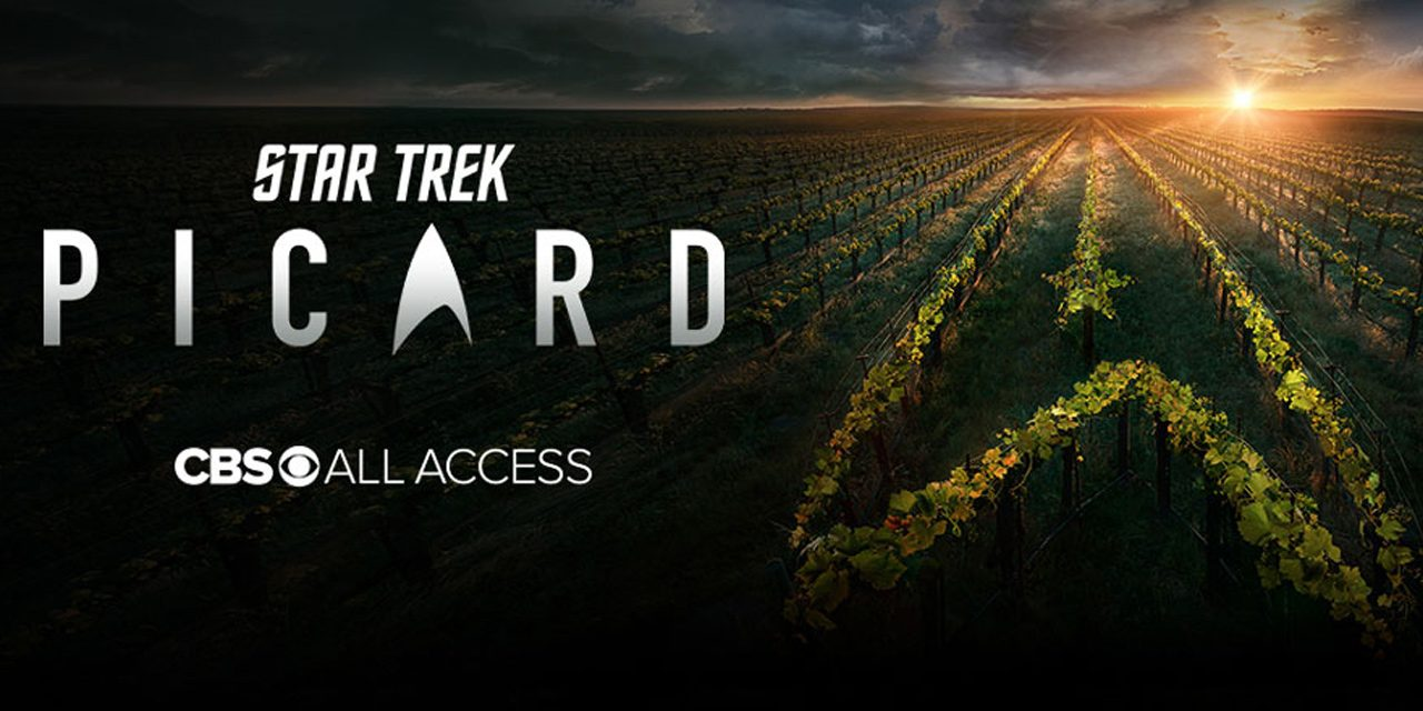 "First Look: ""Star Trek: Picard"" The trailer for the new CBS All Access series is here"