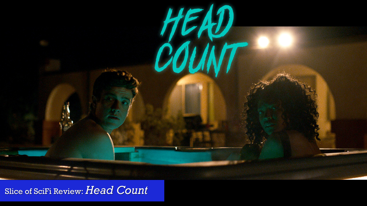 """Head Count"": The creepy factor polishes the rough edges The new indie horror feature intrigues with a new type of spectre"