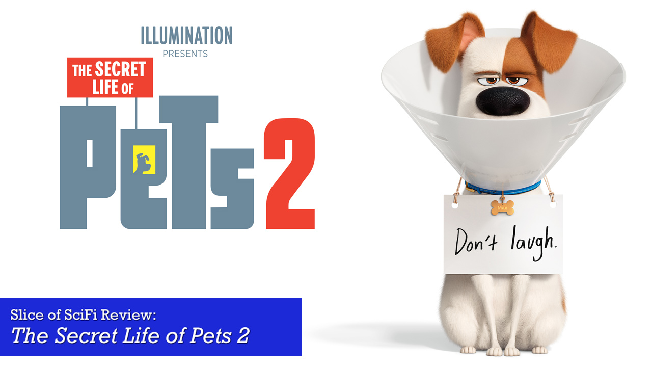 """The Secret Life of Pets 2"" is weak in spots, but still funny and clever The more cliché elements detract more than anything else"
