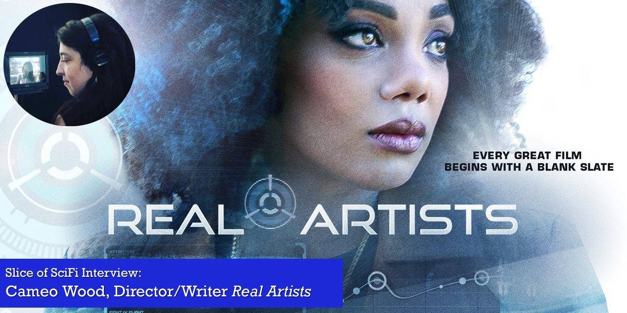 """Real Artists"": Director Cameo Wood This scifi short film inspires conflicting senses of wonder and dread"